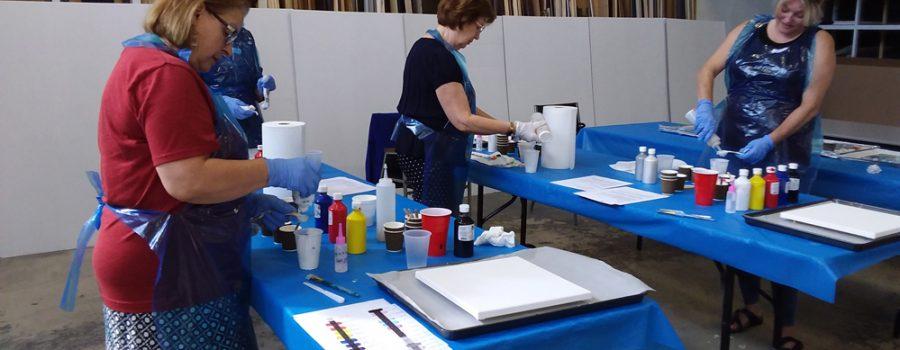 Frame Craft Workshop