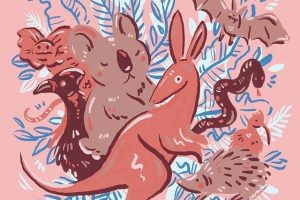 Local Artists Organize Art Show to Support Wildlife Rescue Efforts in Australia