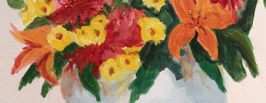 Acrylics Course at Port Colborne Art Association