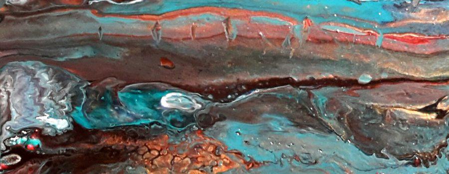 Acrylic Paint Pouring Workshop